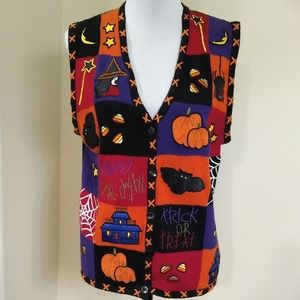Bobbie Brooks Halloween vest, M (8/10)